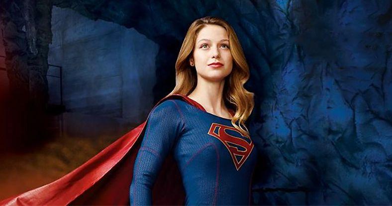 CBS Supergirl banner