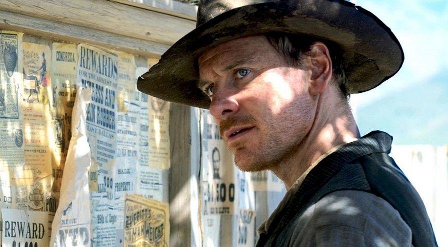 Michael Fassbender is Cowboy Silas Selleck