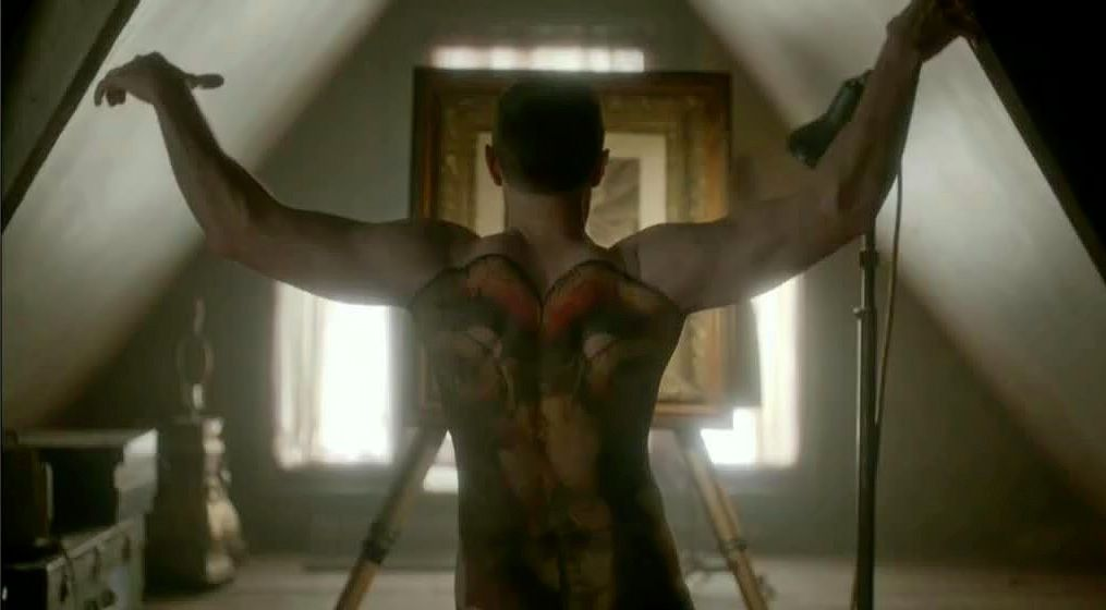 Red Dragon in Hannibal Season 3