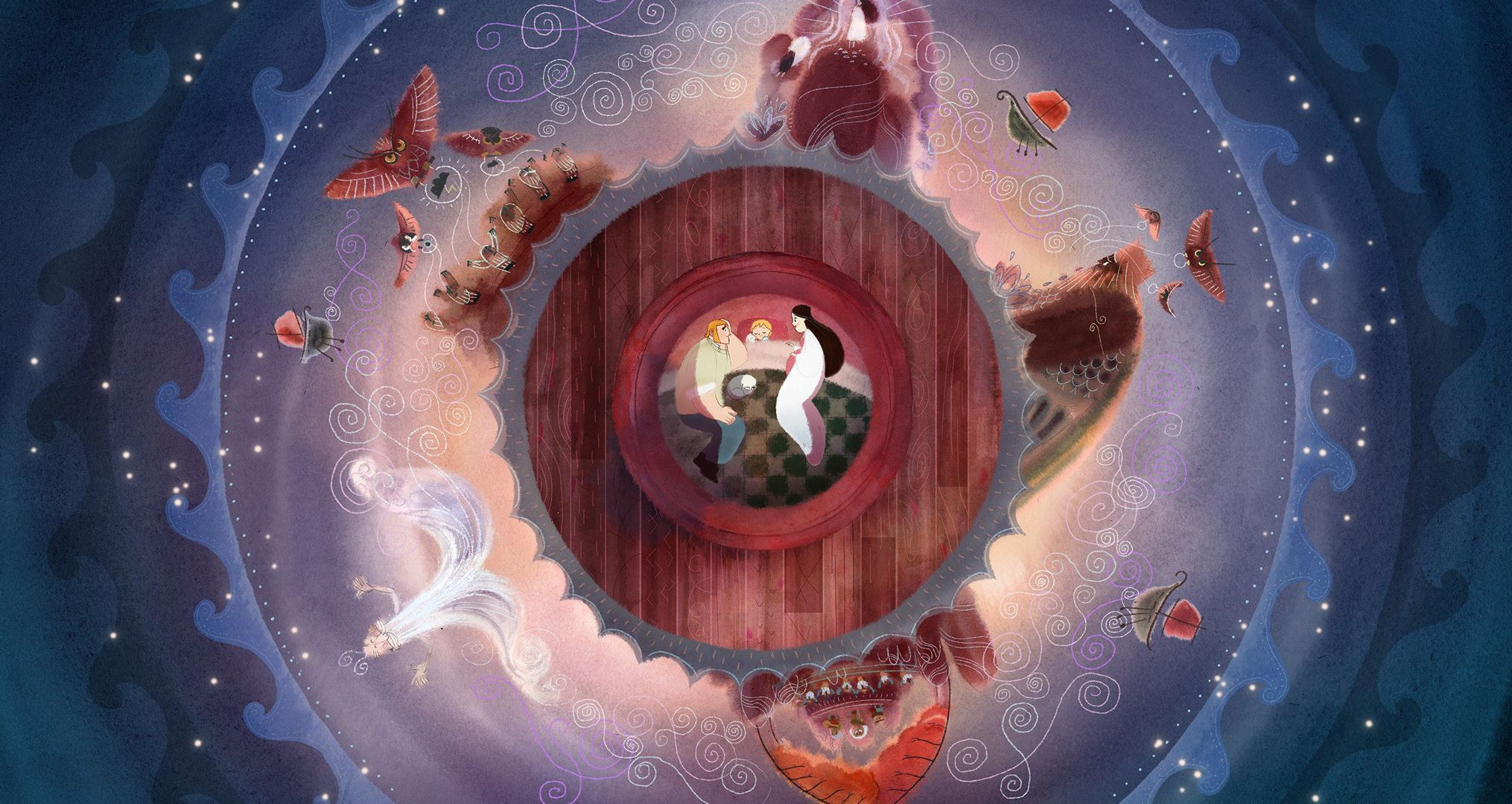 Song of the Sea Cirlce