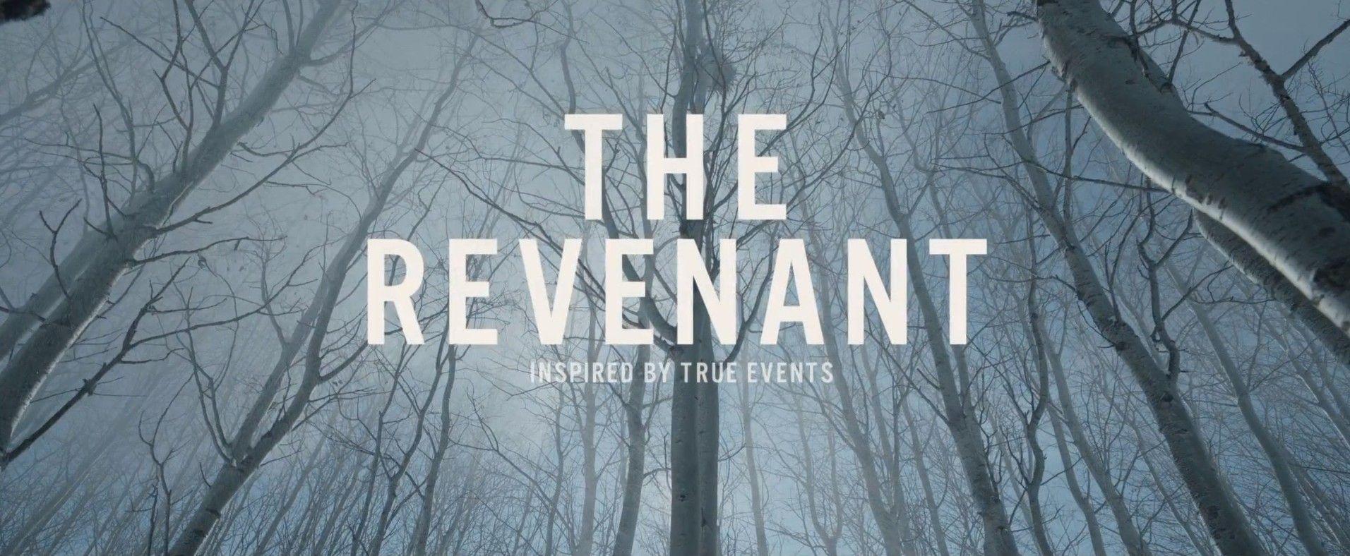 The Revenant Logo