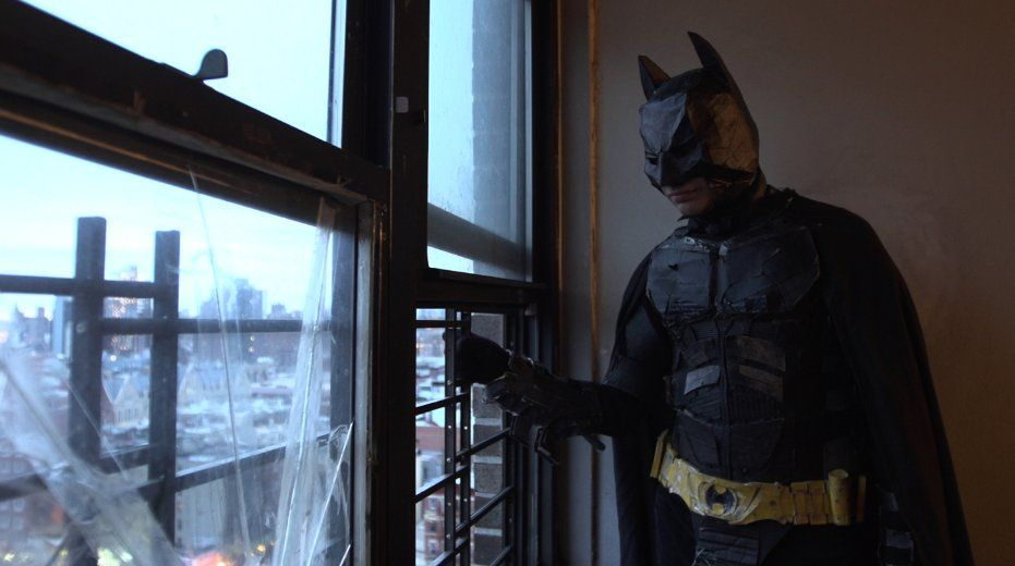 Dressing Up as Batman in 'The Wolfpack'