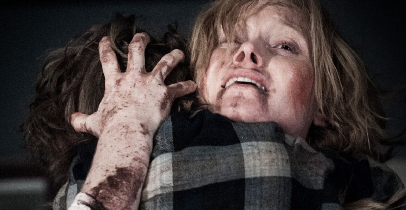 Mother and Son in The Babadook