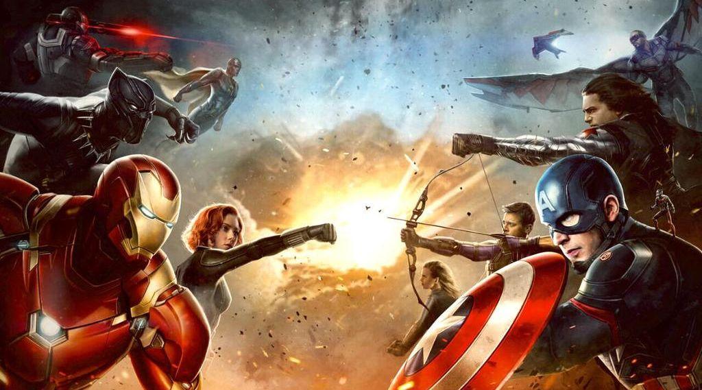 Jeremy Renner shares new 'Captain America: Civil War' Banner