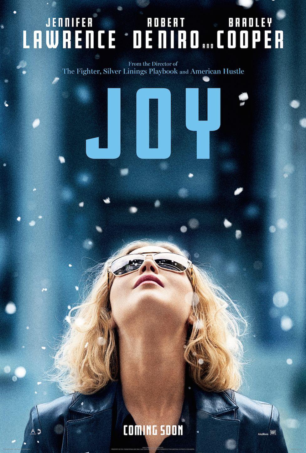 New Teaser Poster for David O. Russell's 'Joy' Starring Jenn