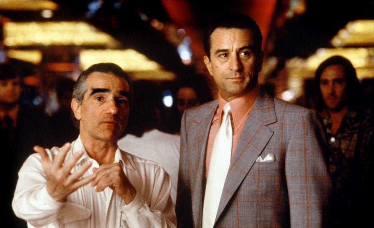 Scorsese and De Niro Talk It Over
