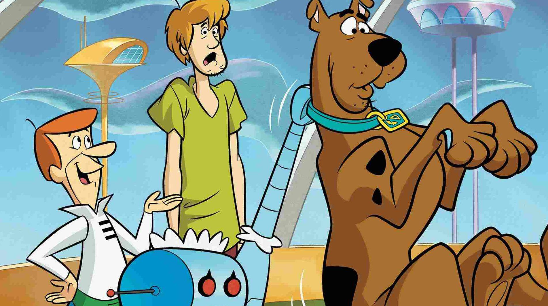 The Flintstones - Drawception |Scooby Doo Meets The Flintstones