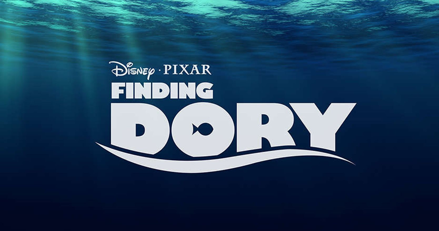 Finding Dory Dark Logo