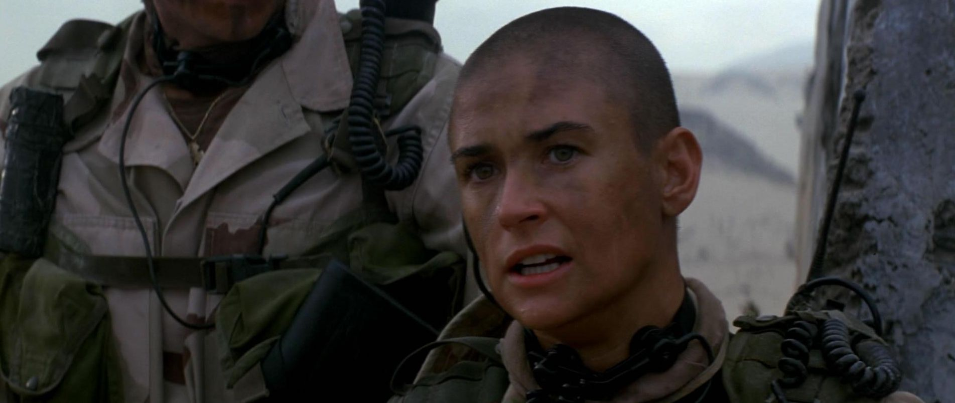a review of the 1990s movie gi jane