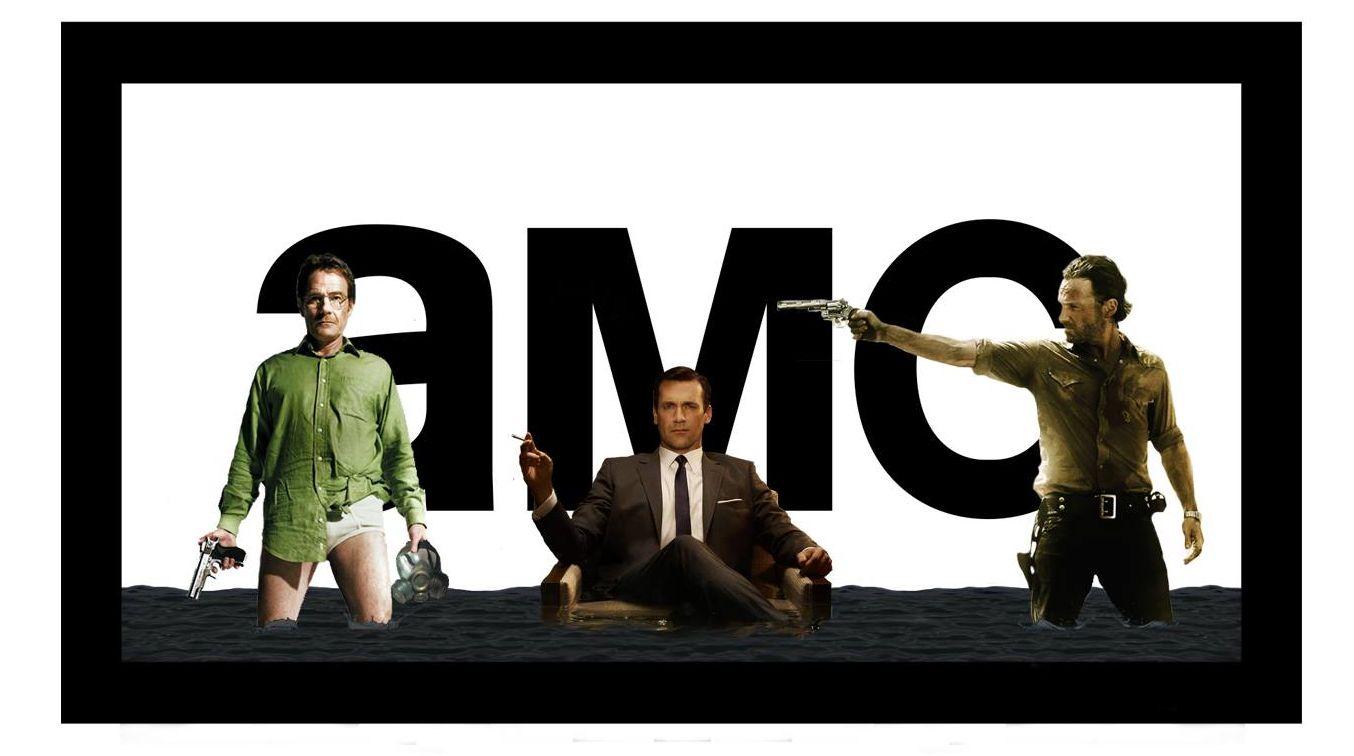 AMC's golden trio