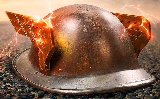The Flash Hat