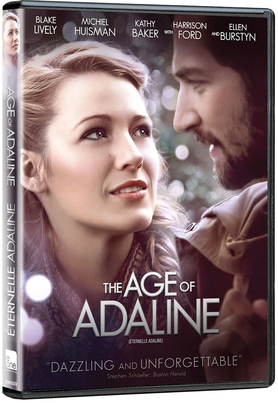Age of Adaline DVD cover