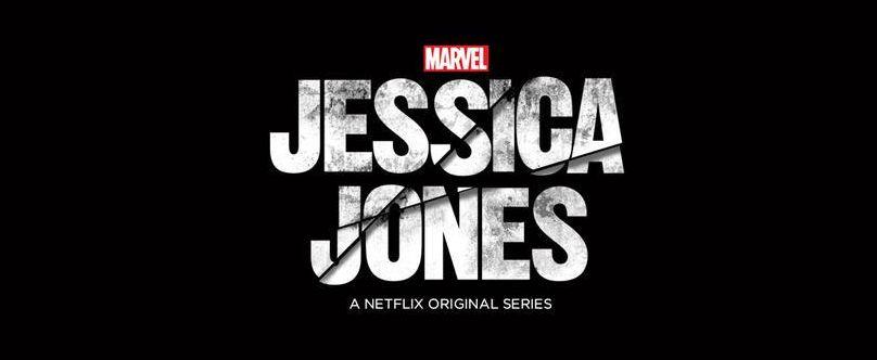 Marvel's Jessica Jones Logo