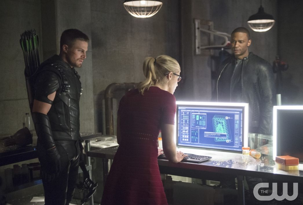 Original Team Arrow #OTA