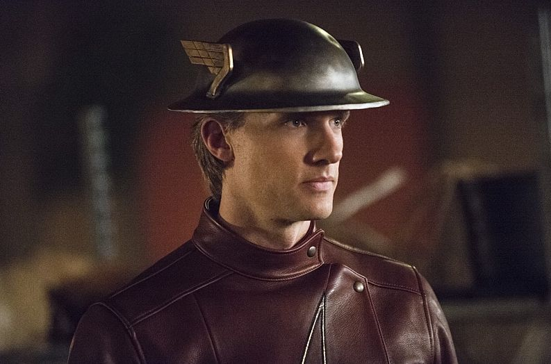 Jay Garrick/The Flash (from another timeline)