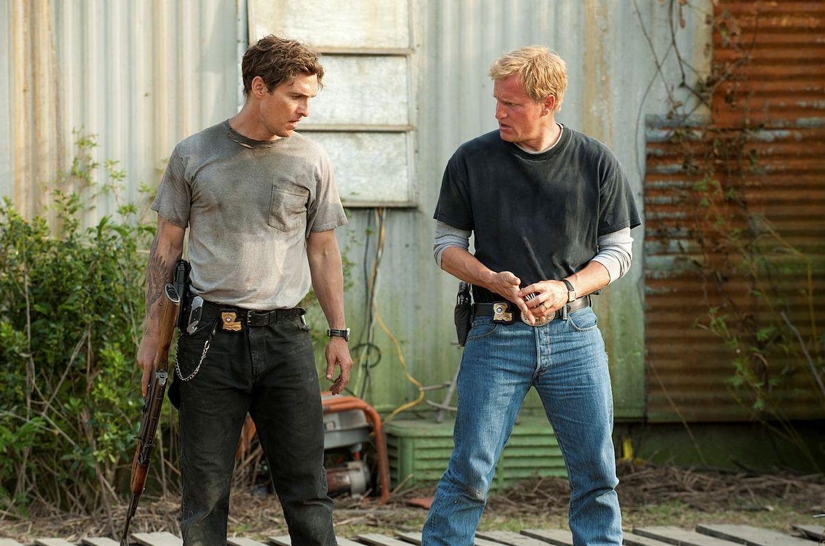 Matthew McConaughey & Woody Harrelson in 'True Detective' SE