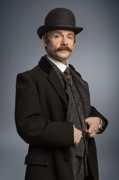 Martin Freeman as Dr. Watson