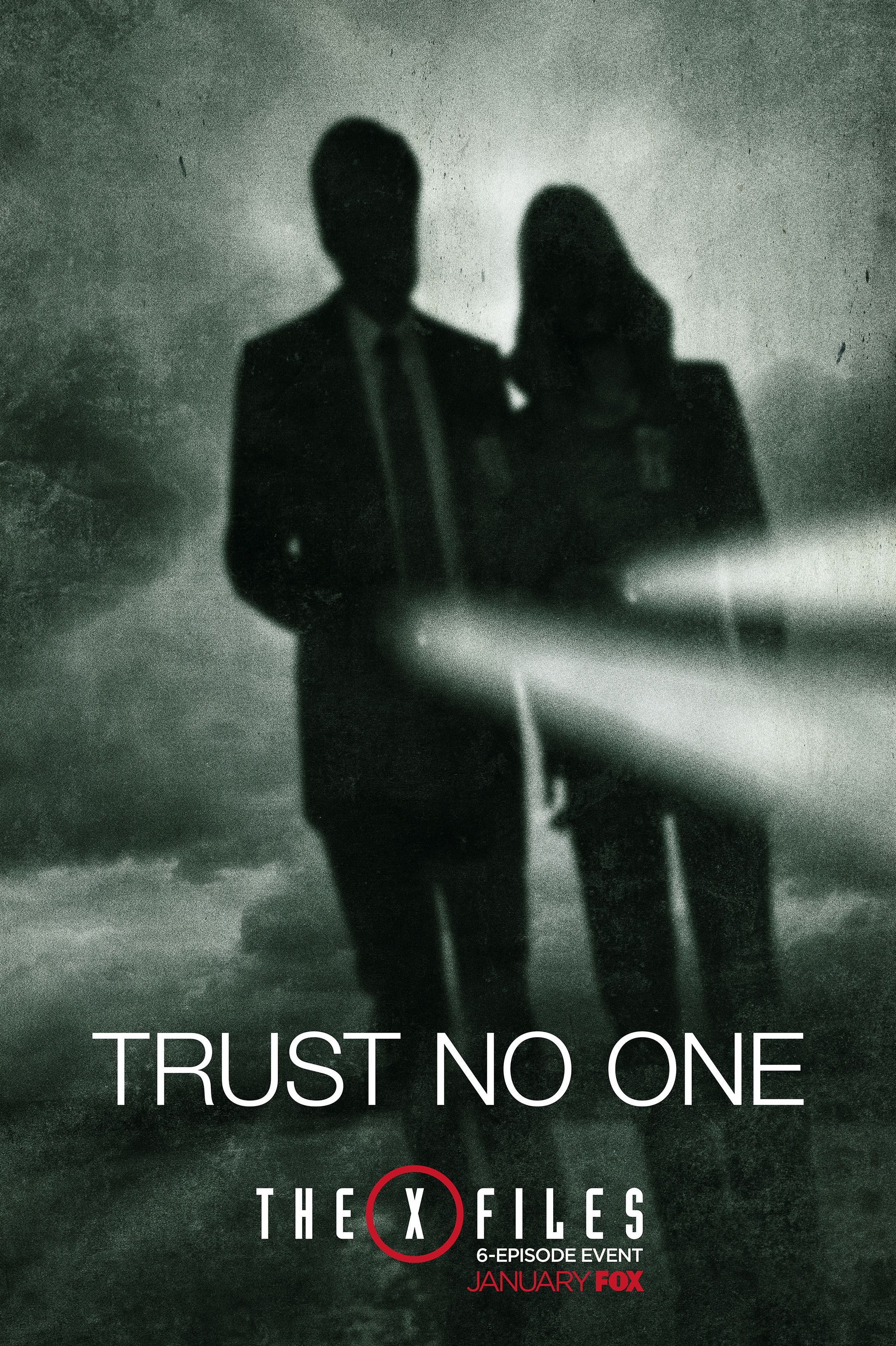 Key art for The X-Files