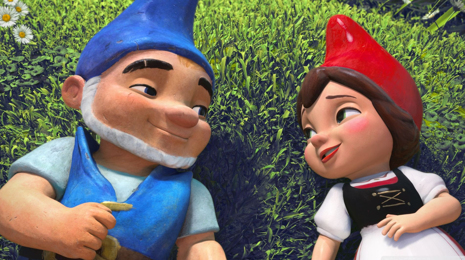 Image from Gnomeo and Juliet