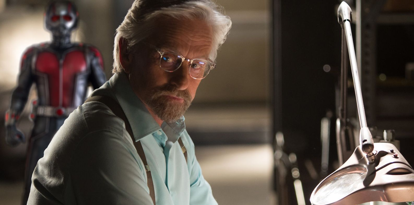 Michael Douglas in Talks for Ant-Man Sequel