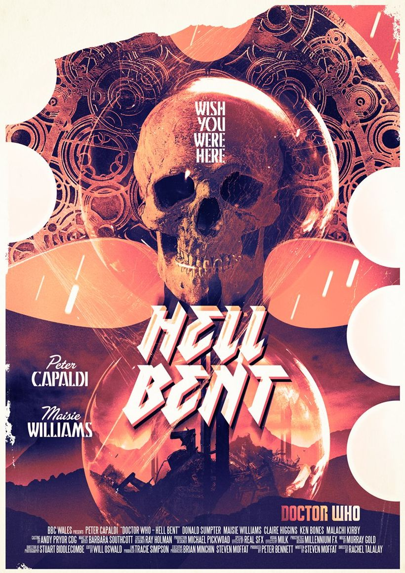 Doctor Who S9 E12 Hell Bent