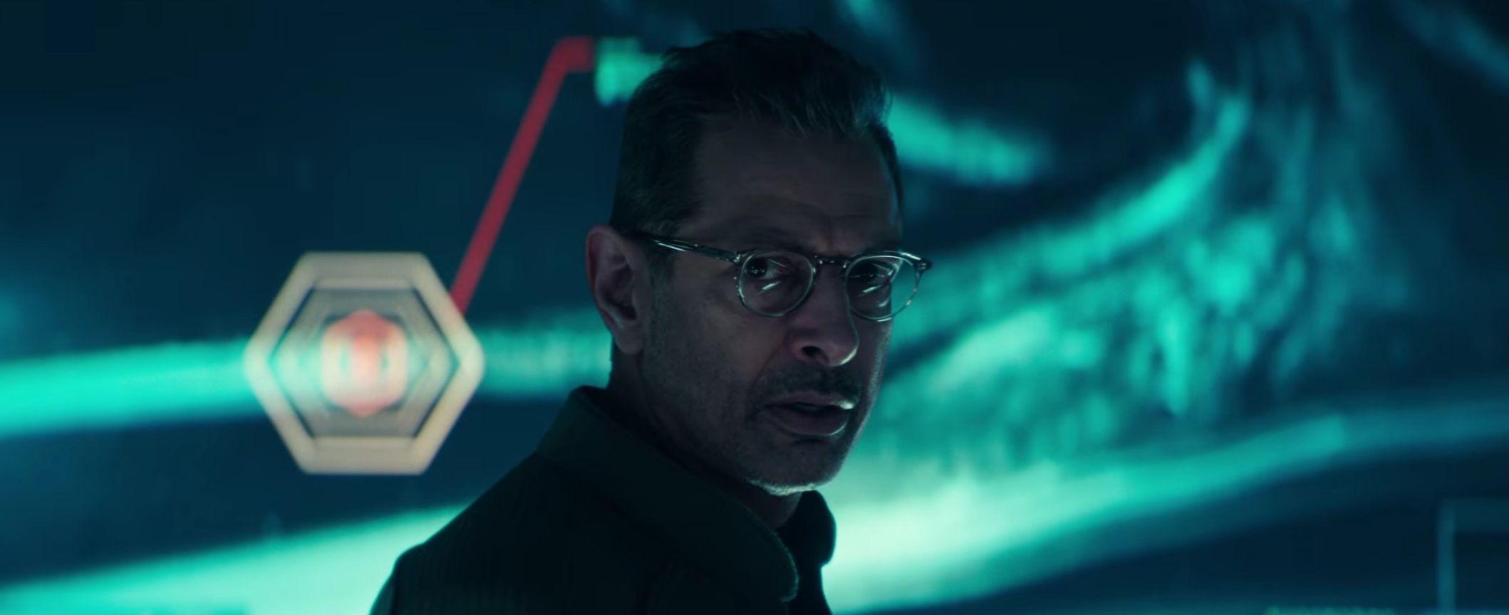 Jeff Goldblum, Independence Day: Resurgence
