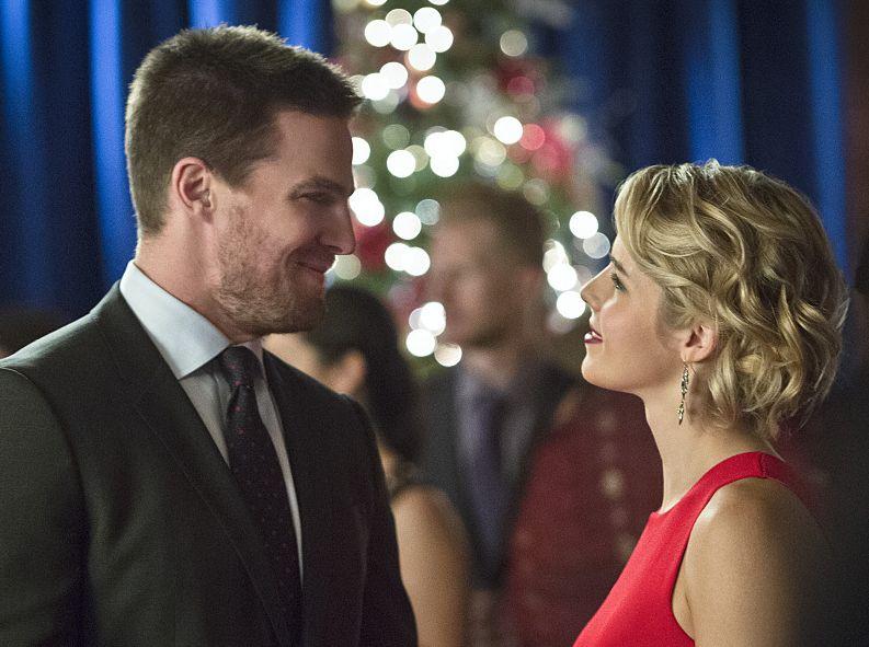 Oliver Queen & Felicity Smoak