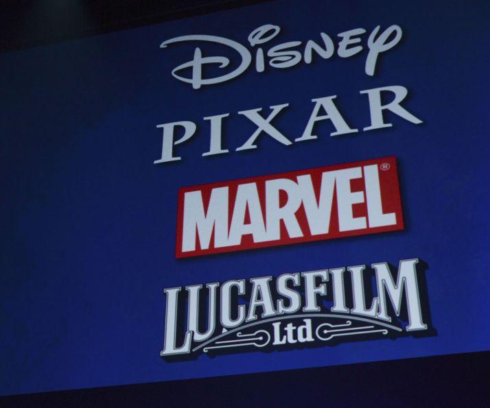 A photo of the Walt Disney Company's assets