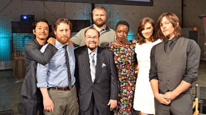 The Walking Dead cast to appear on Inside the Actors Studio