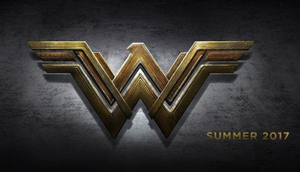 Brand new logo hits the internet for 'Wonder Woman'