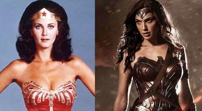 Lynda Carter Reportedly Not in Wonder Woman