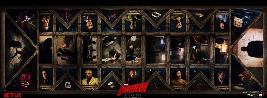 Daredevil Season 2 Poster Released
