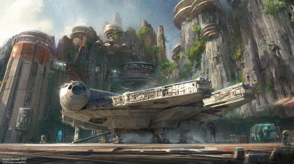 Disney reveals new details on the immersive Star Wars Land