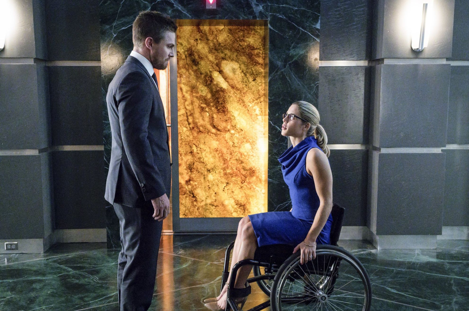 Oliver Queen & Felicity Smoak