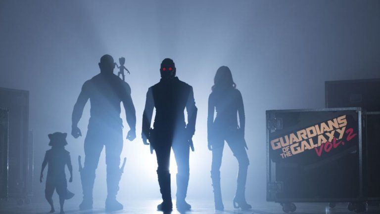 Guardians of the Galaxy Vol. 2 teaser image (Marvel Studios)