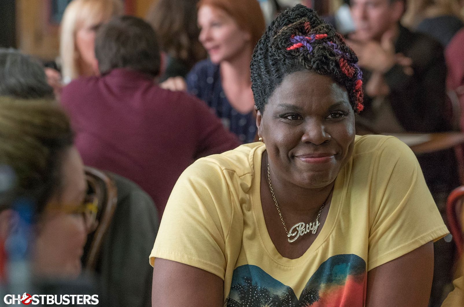 Leslie Jones in Ghostbusters (2016)