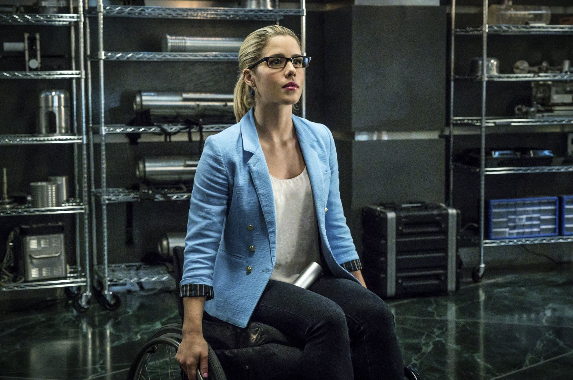 Felicity Smoak/Overwatch