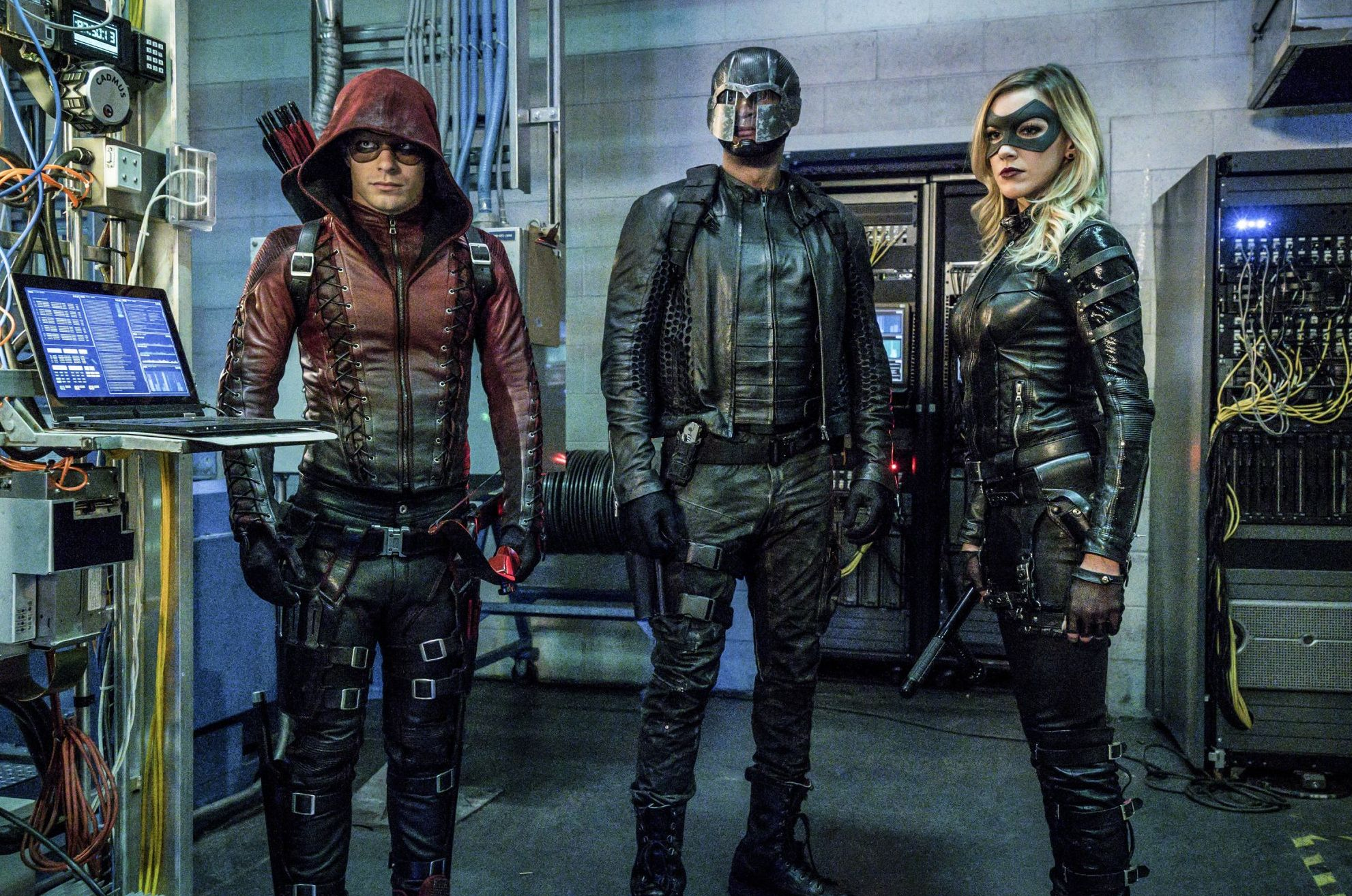 Arsenal, Spartan, Black Canary