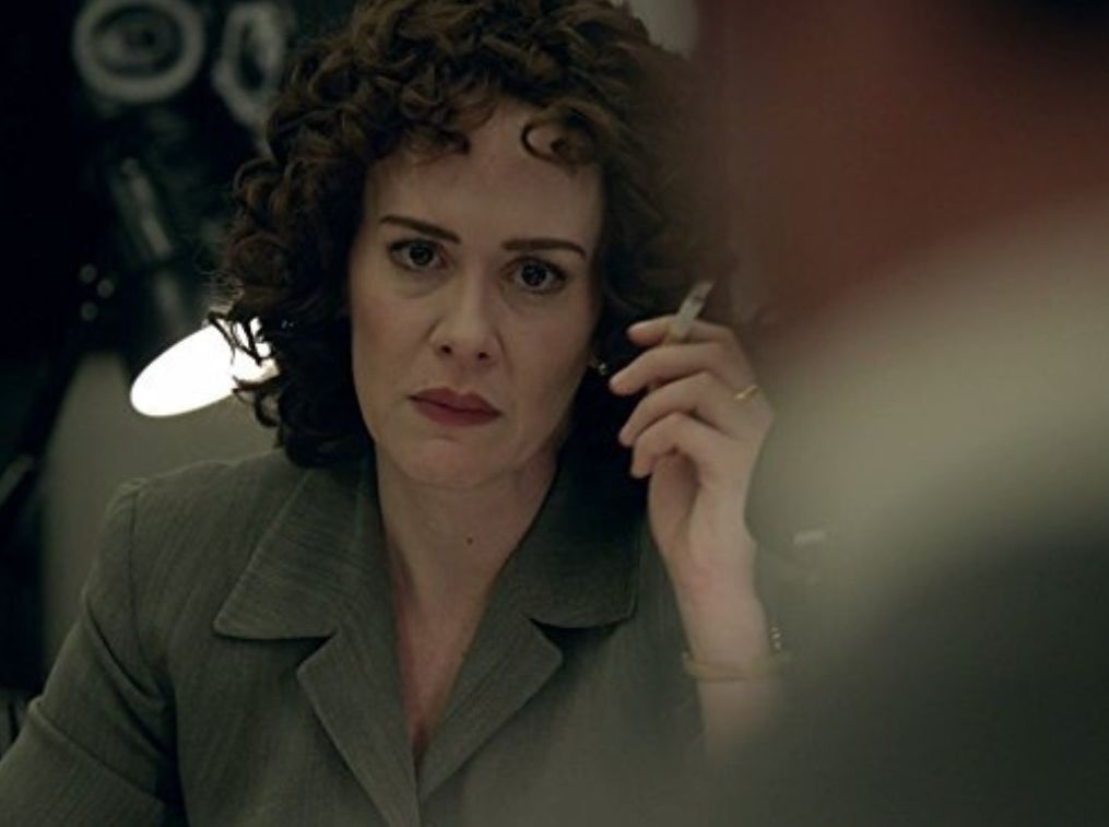 Marcia Clark the lawyer who tells the cops they have enough