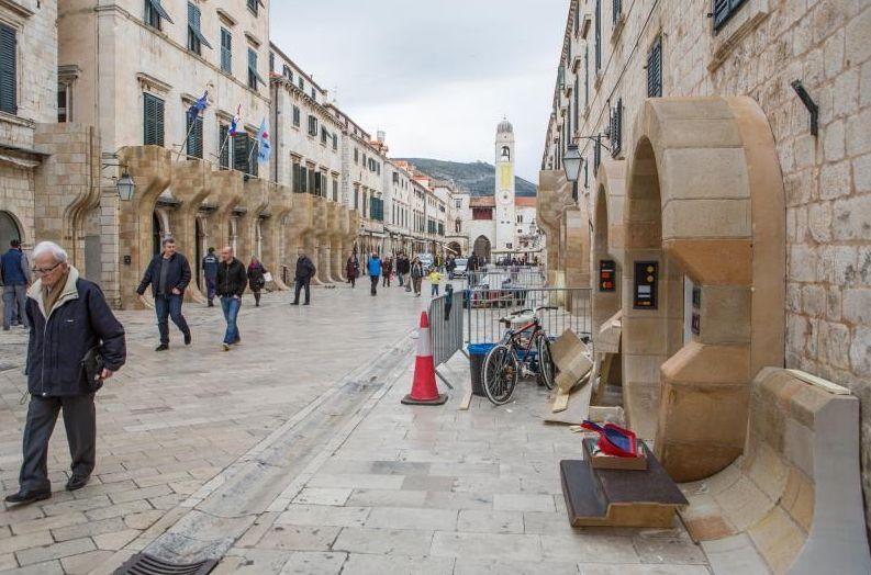 Star Wars VIII Set Photo (Dubrovnik, Croatia)