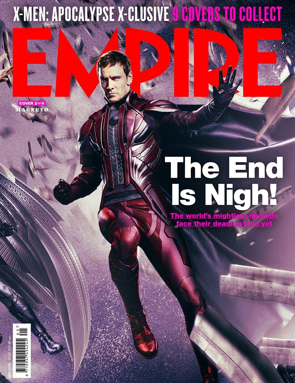 Magneto X Men Apocalypse Empire Cover Cultjer