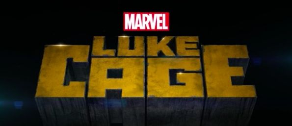 Marvel's Luke Cage Logo Revealed; A Teaser Awaits Following