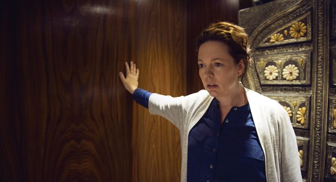Olivia Colmon in The Night Manager