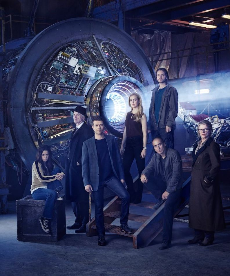 Cast of 12 Monkeys Season 1