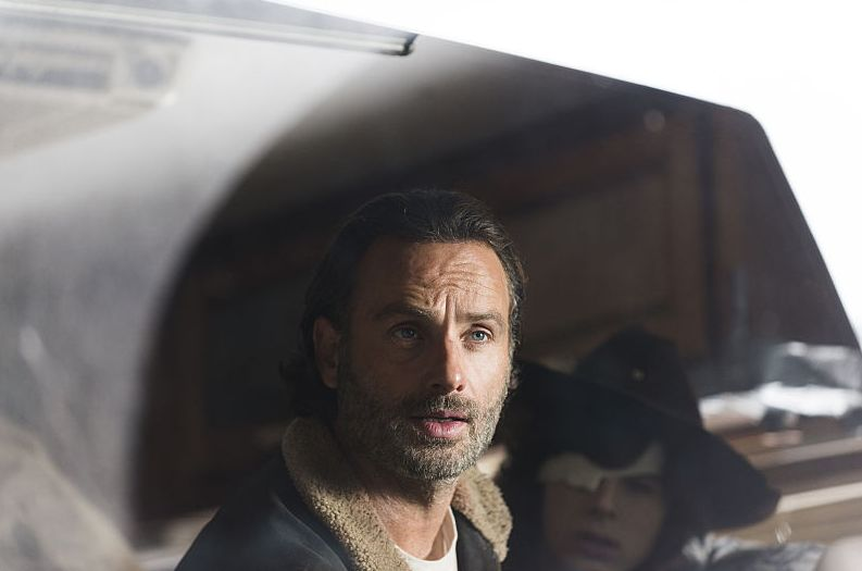 Rick and Carl 6X16 Image