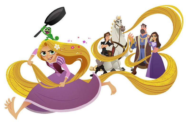 """Tangled: Before Ever After"" Premieres on Disney Channel in"