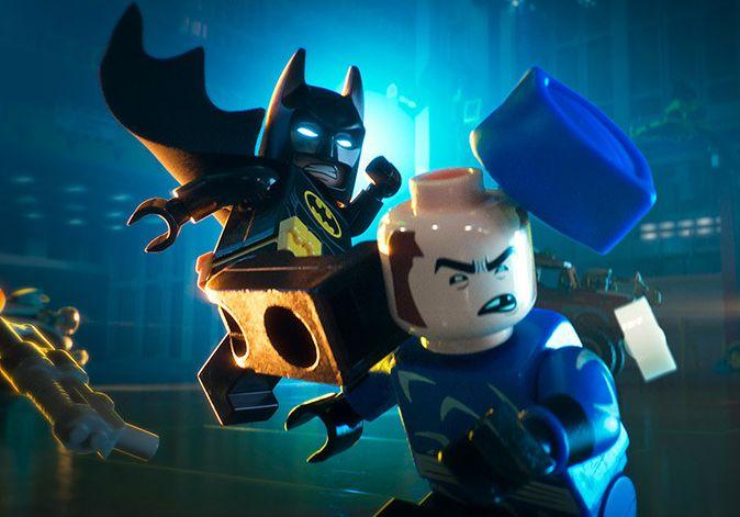 Batman and Alfred in Lego Batman Still