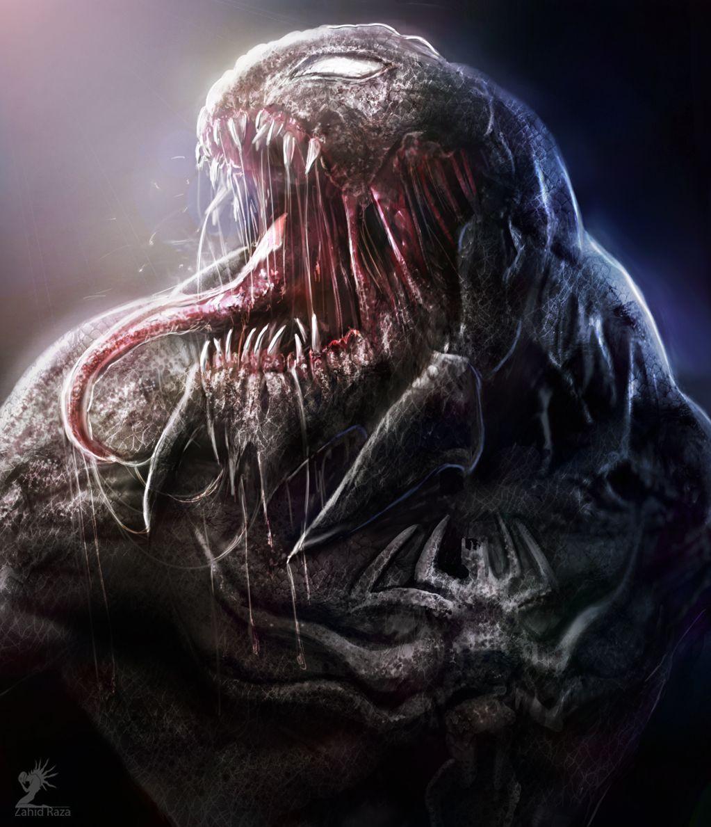 Venom Aka Eddie Brock