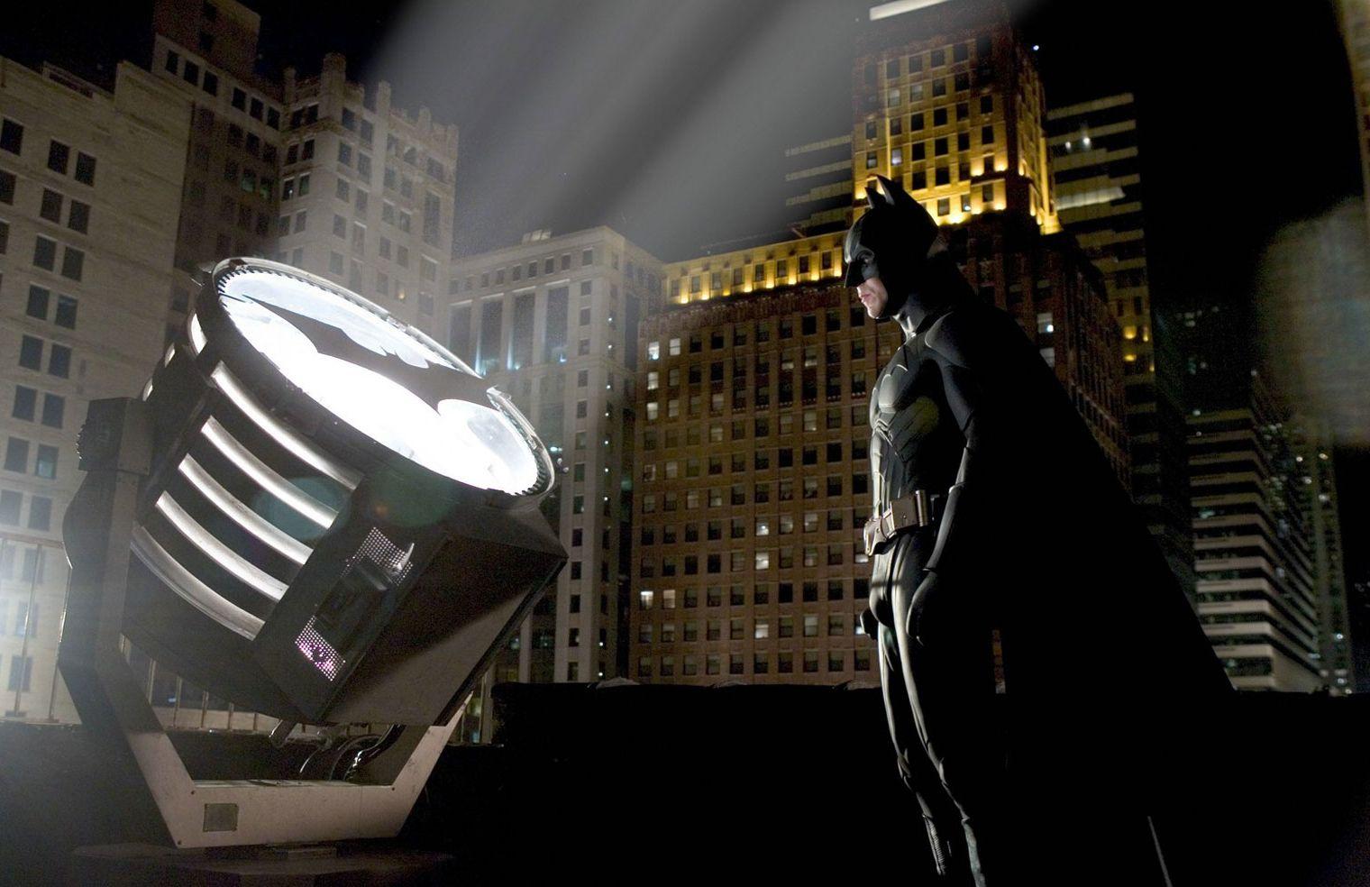 Batman Batlight