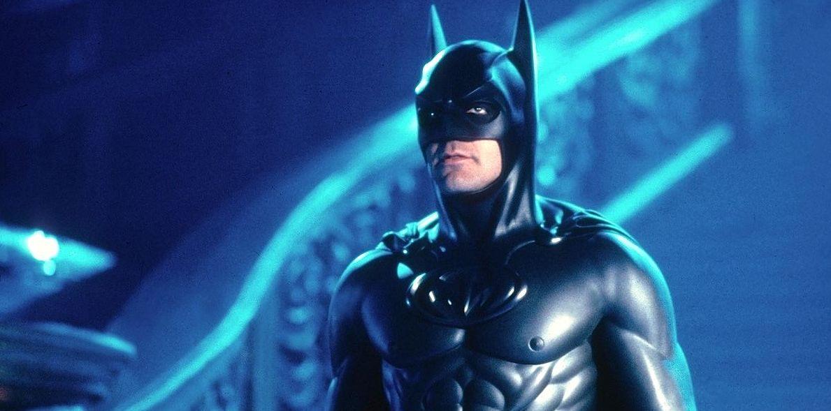 George Clooney - Batman & Robin (1997)